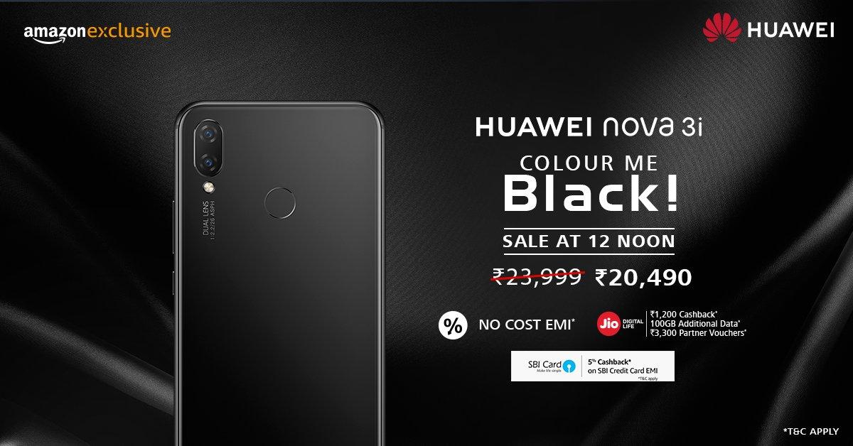 Huawei Noon