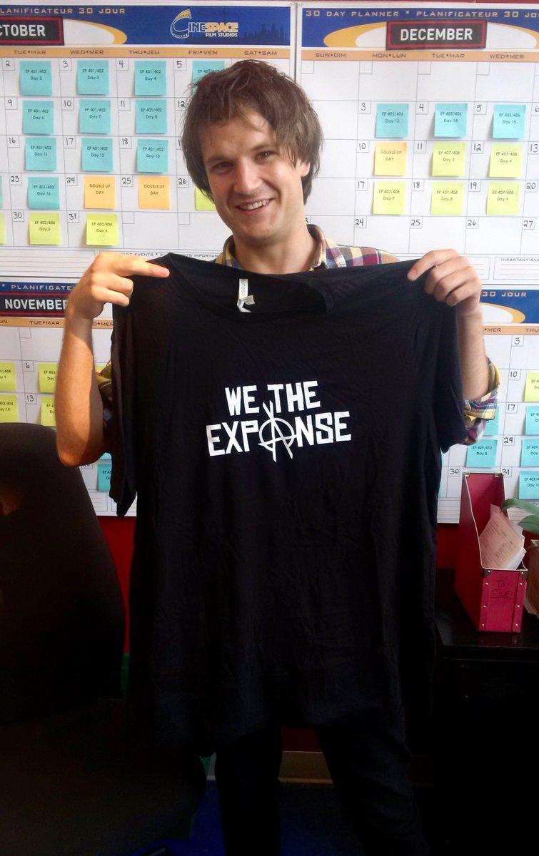 TheExpanseProdOffice on Twitter: