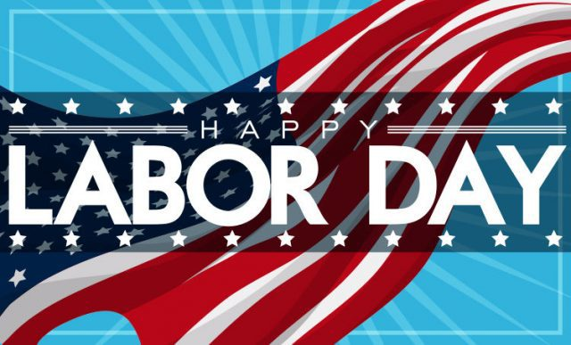 Have a happy and safe Labor Day Weekend. https://t.co/HAZBdJAwVK