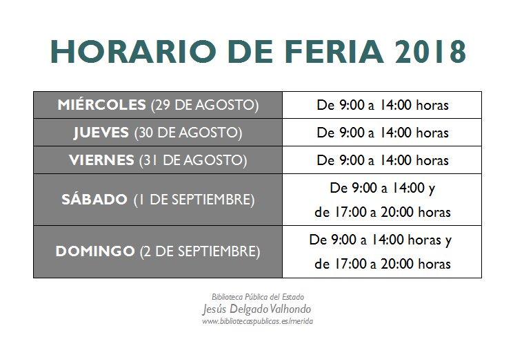Biblioteca Mérida (@BiblioMerida) | Twitter