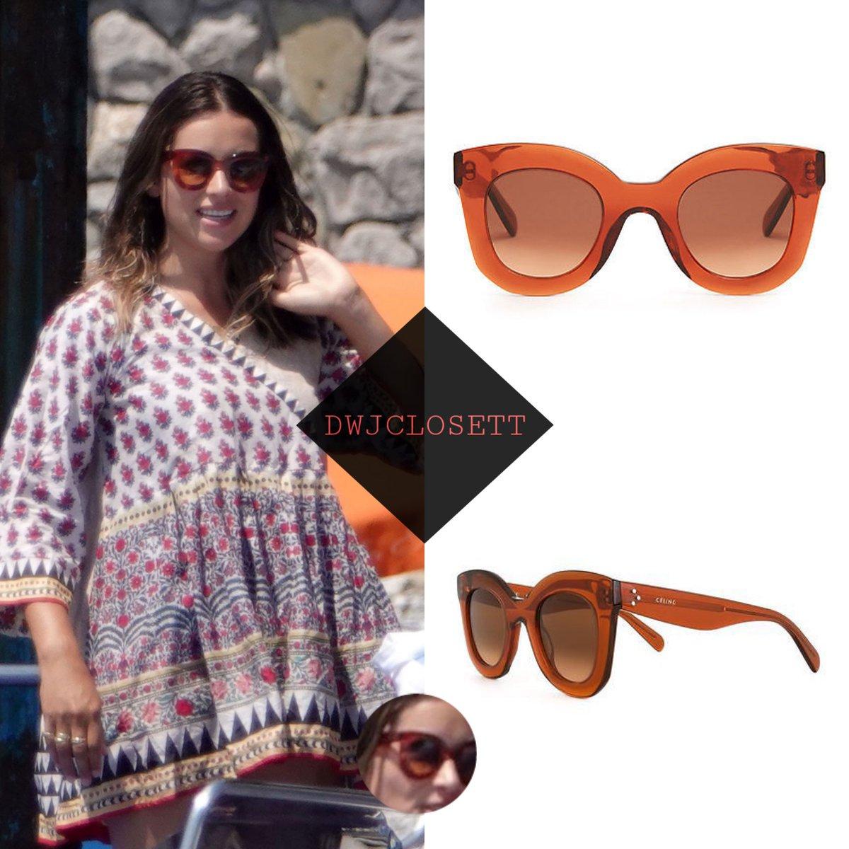 2044bea9134c7 ... sunglasses ruffle Source · Dornan Warner Johnson Closet on Twitter  Amelia in Nerano with