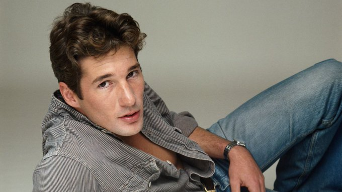 Happy Birthday to ever charming, Richard Gere.
