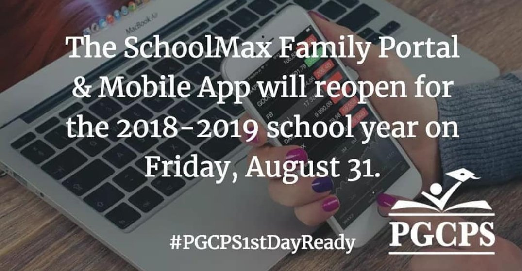 PGCPS1stDayReady hashtag on Twitter