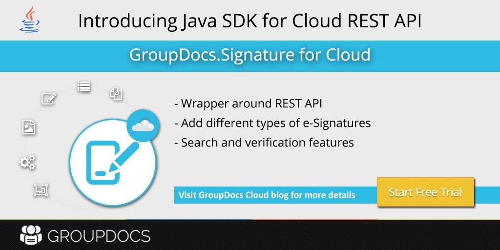 GroupDocs Cloud on Twitter: