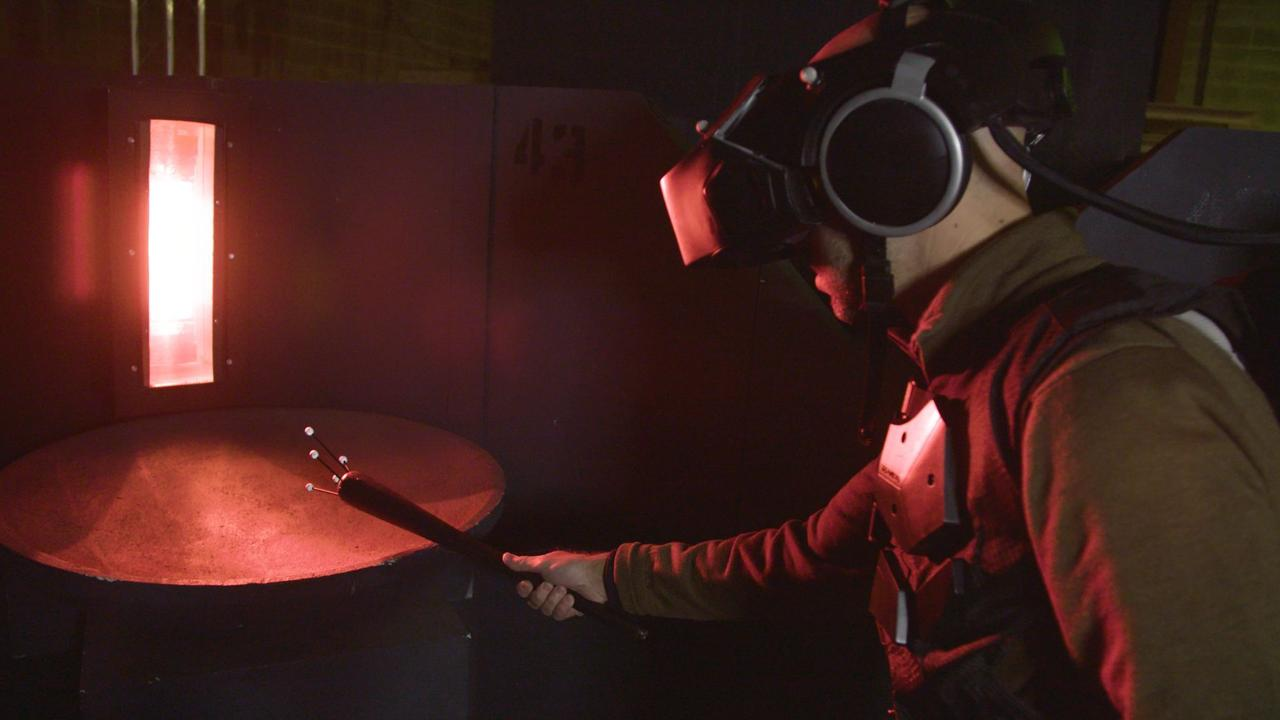 At Salt Lake City's VR theme park The Void, you can step into a new, magical reality https://t.co/3hM3aZrD6m https://t.co/RvkQN8hbot