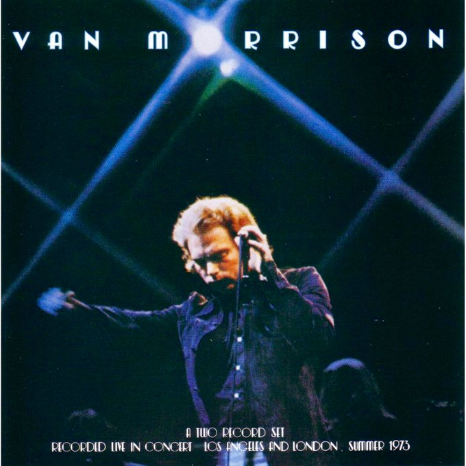 Happy birthday to Van Morrison.