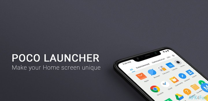 launcher app apk4fun