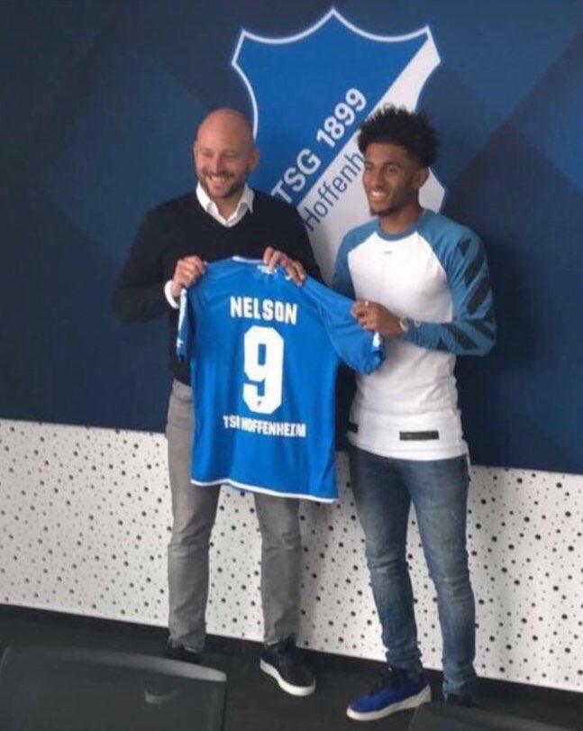 Reiss Nelson ajiunga na Hoffenheim kwa mkopo wa mwaka mmoja
