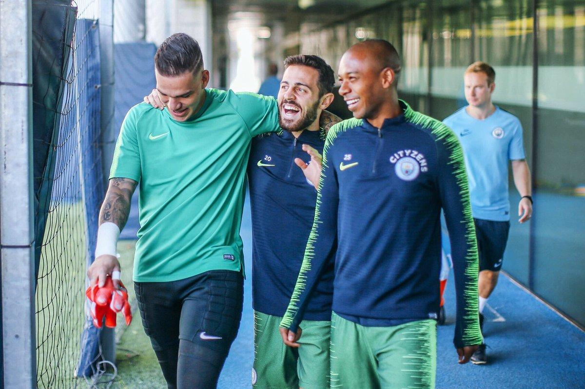 Fernandinho starting to miss the Premier League action