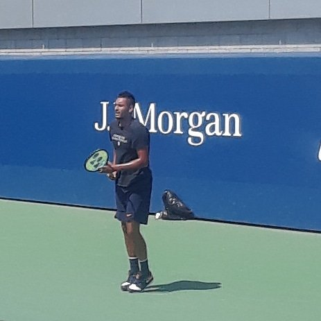 Courtside Report: Kyrgios vs 3 Juniors in Mini Tennis · Tennis-Prose com