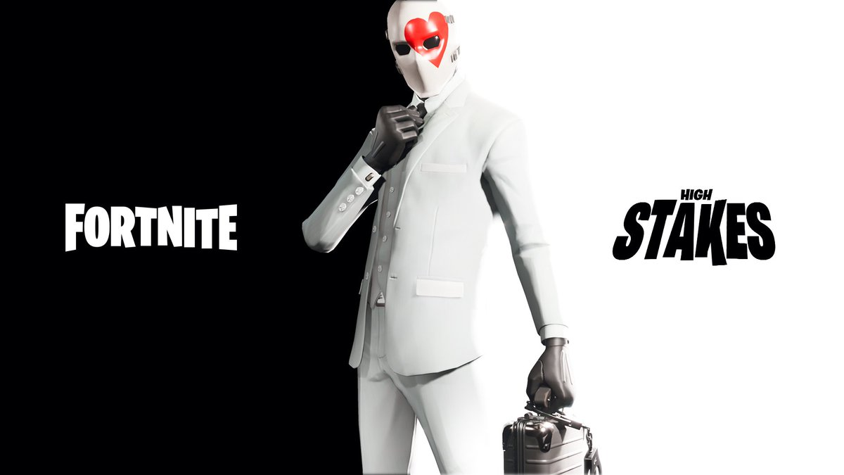 Fortnite On Twitter Suit Up The High Stakes Event Begins Next