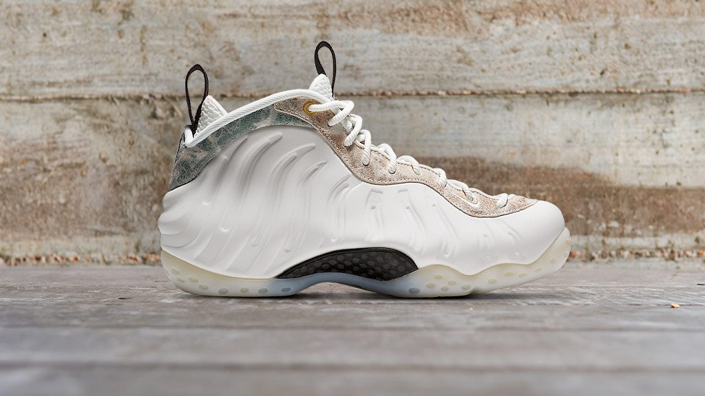 8871fa1d823 get your foams this women s only colorway of the iconic nike air foamposite  one is