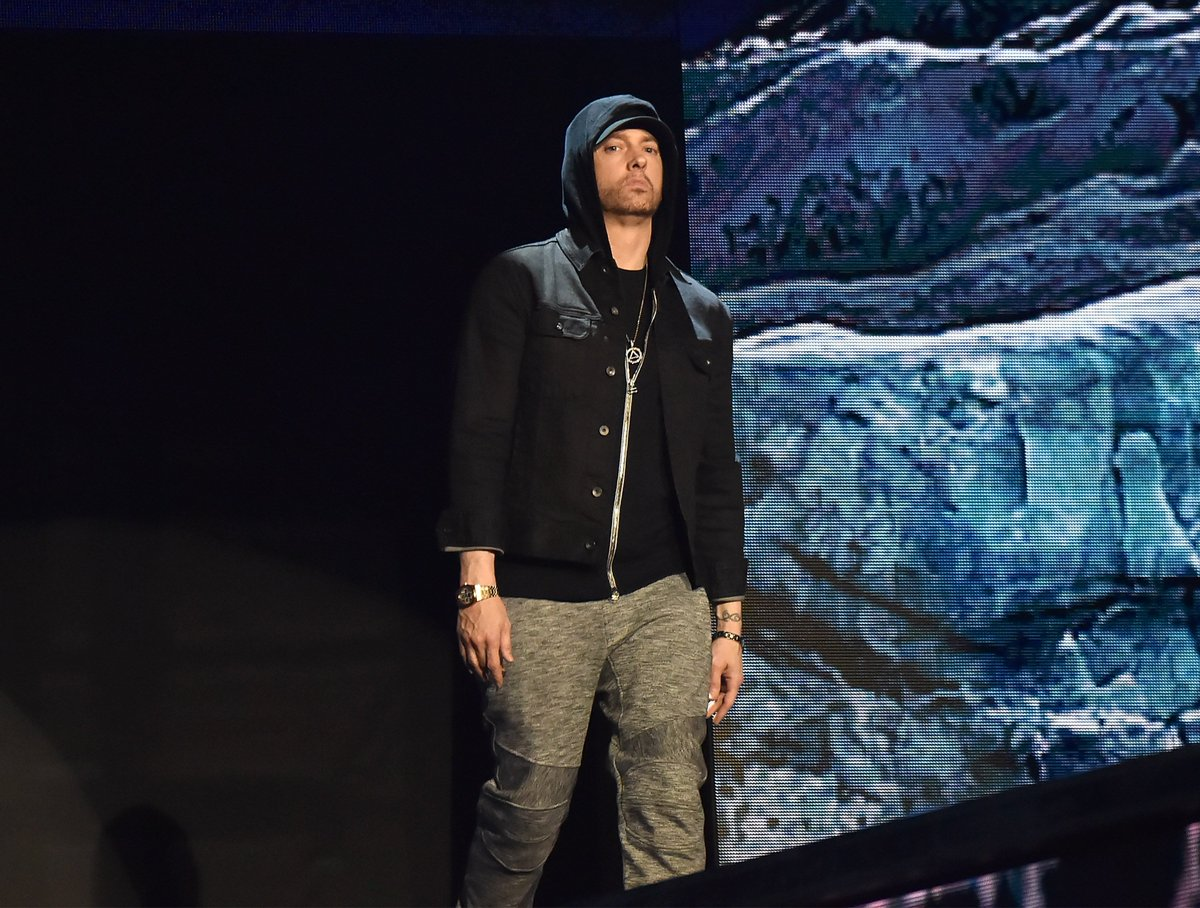 56282a51 eminem drops surprise album kamikaze takes aim at trump and state of hip hop