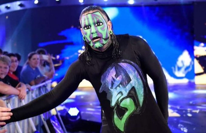 Happy birthday to Jeff Hardy, who turns 41 years old today!