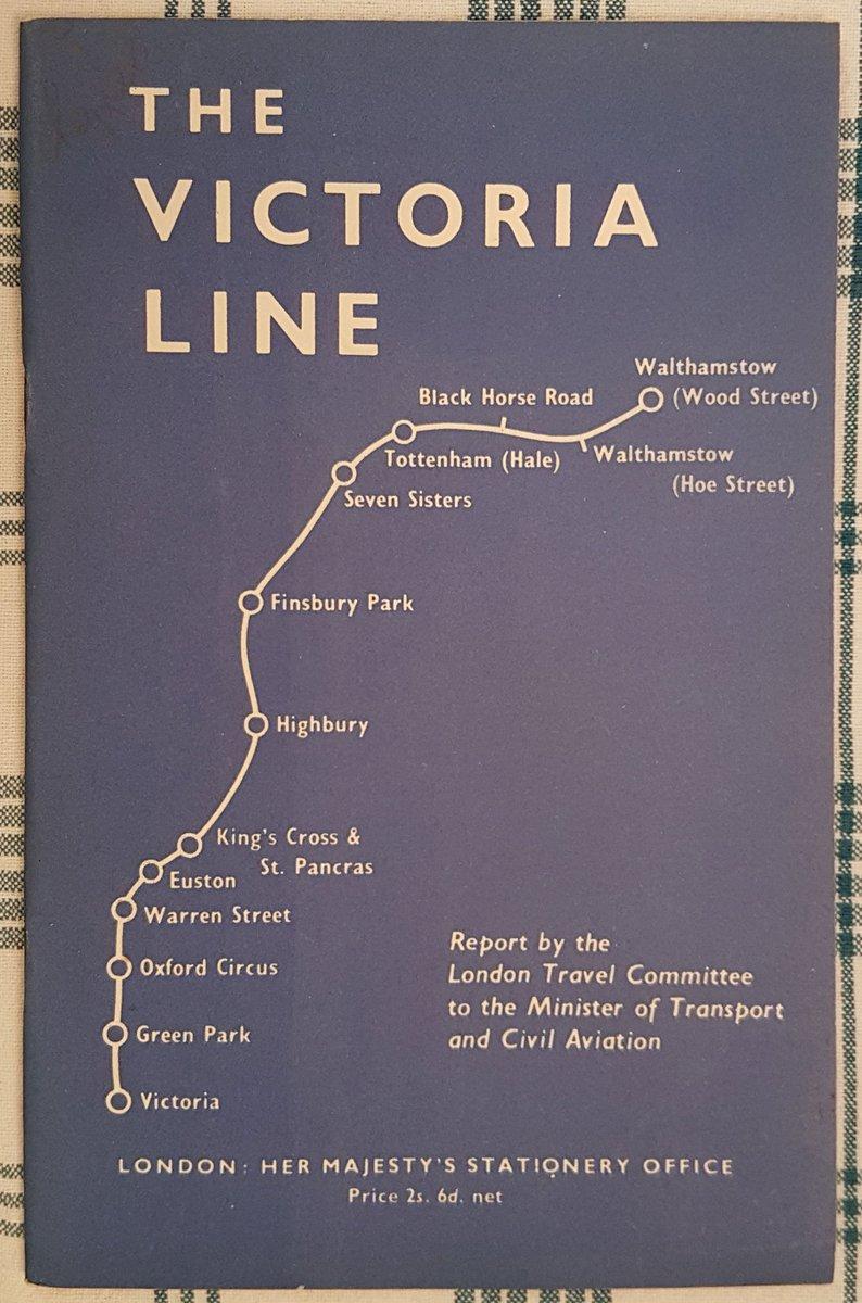 Dl8148rWsAATYCC - The Victoria Line's really big 50th birthday!