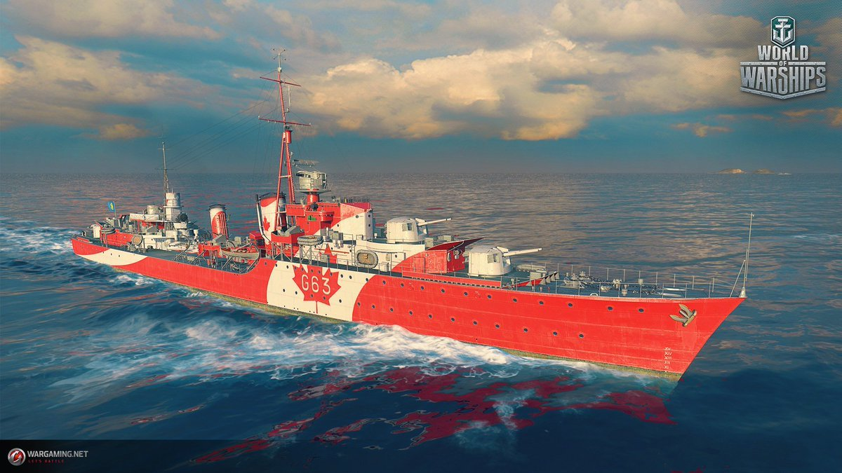 World of Warships on Twitter: