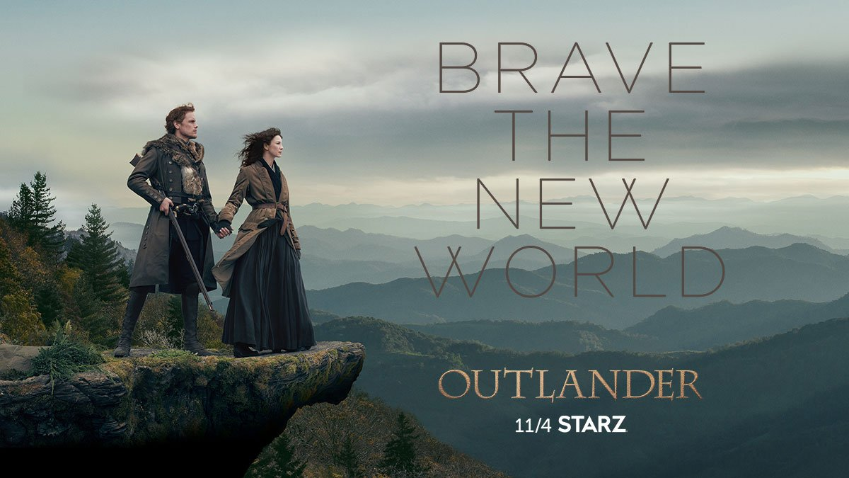 Replying to @Outlander_STARZ: The new world awaits. #Outlander