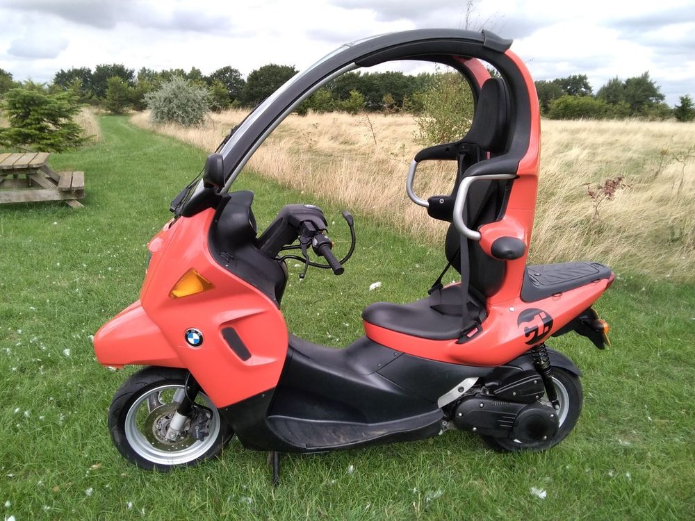 Uk Scooter Sales On Twitter Ebay Bmw C1 125 Scooter 3000