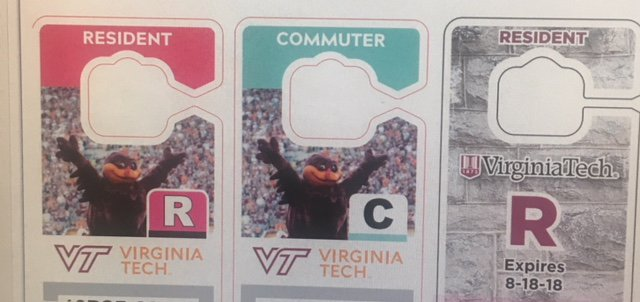 VT Parking Services on Twitter: