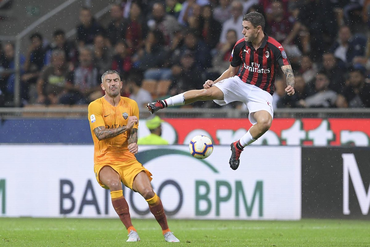 Video: AC Milan 2-1 Roma Highlights, Goals & Match Replay