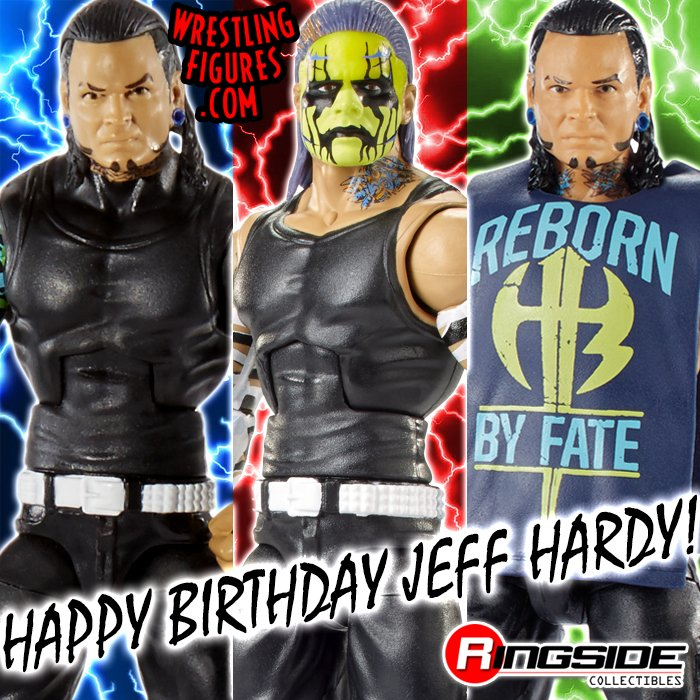 Happy Birthday Shop Jeff Hardy Figures at