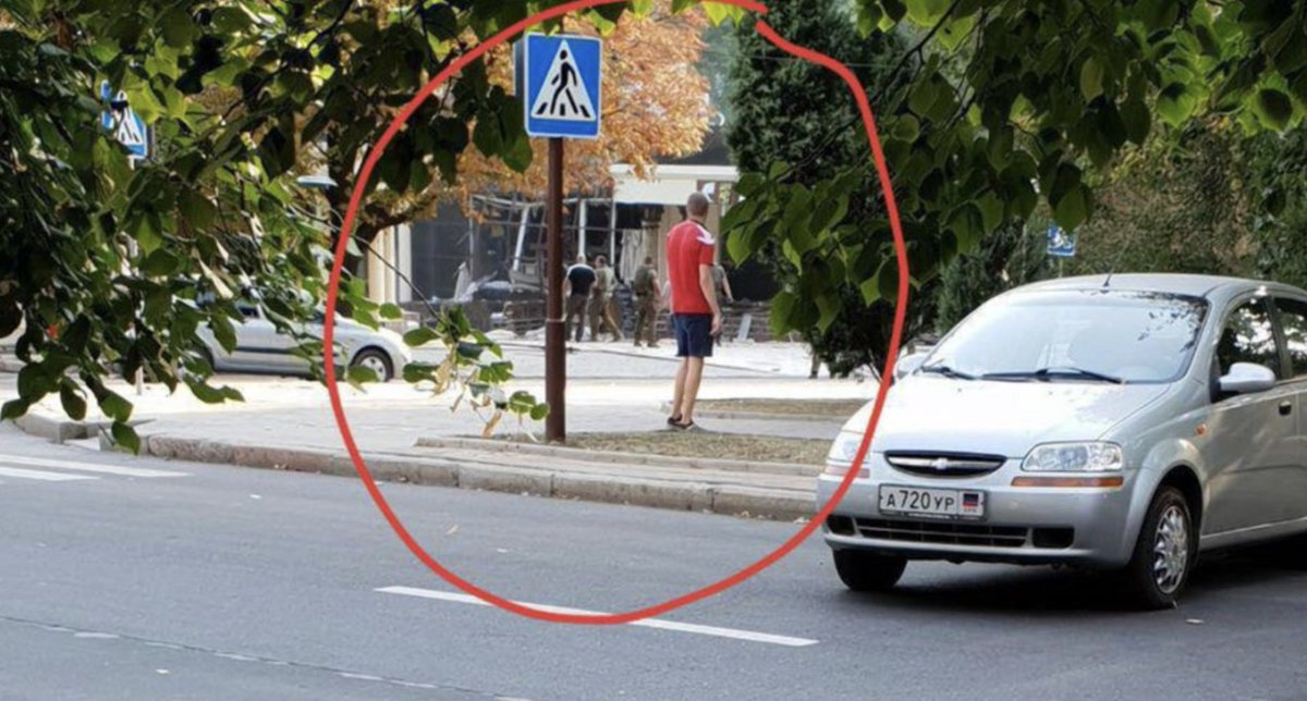 Покушение на Захарченко. Захарченко убит