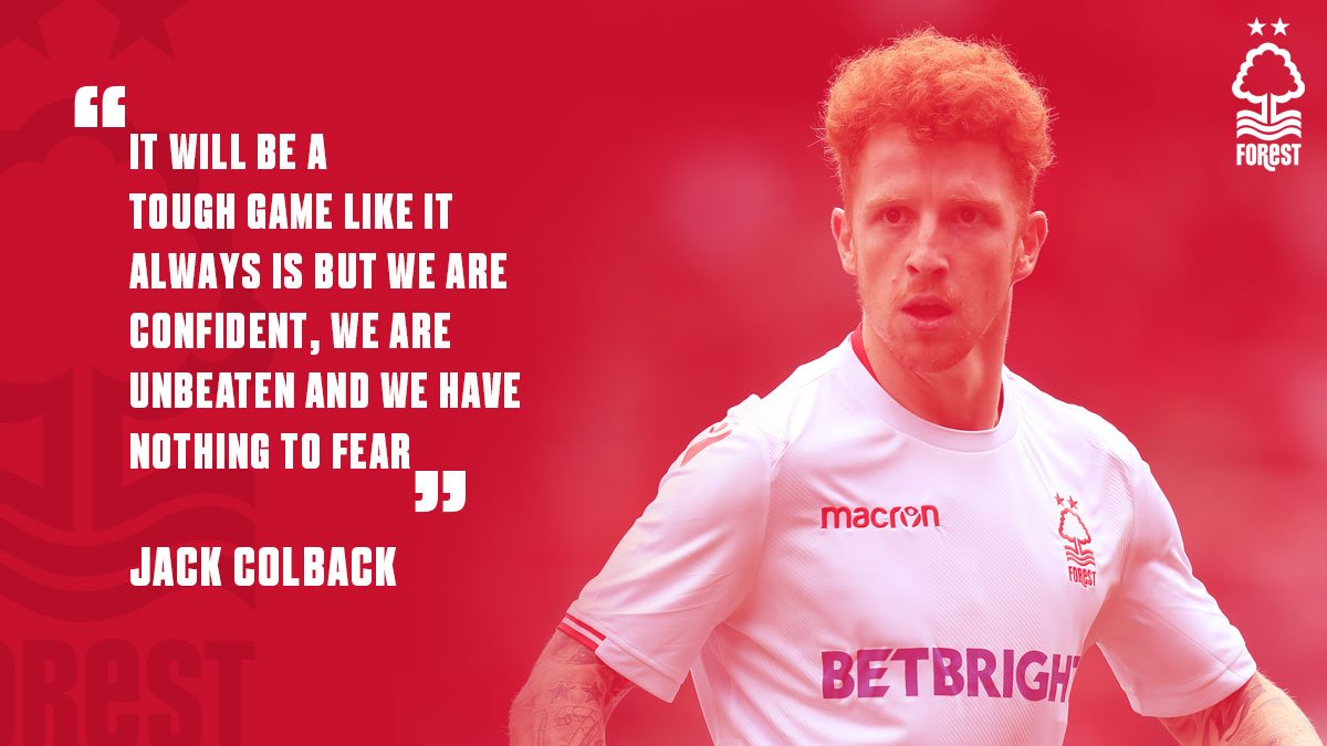 💬 Nothing to fear.  #NFFC #ThatLovingFeeling