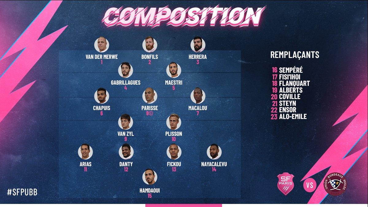 Top14 - 2ème journée : Stade Français / UBB - Page 3 Dl8EPp1VAAE5NSi