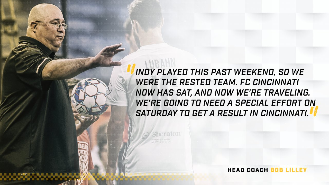 FINAL: FC Cincinnati 2, Riverhounds SC 1 » Pittsburgh Soccer Now