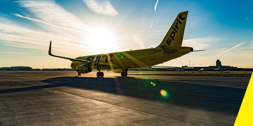 Spirit Airlines on Twitter: