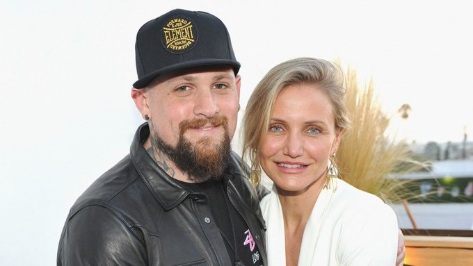 Benji Madden Posts the Sweetest Happy Birthday to Wife Cameron Diaz