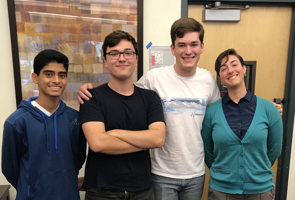 Congratulations to our 2019 National Merit Scholarship Semifinalists