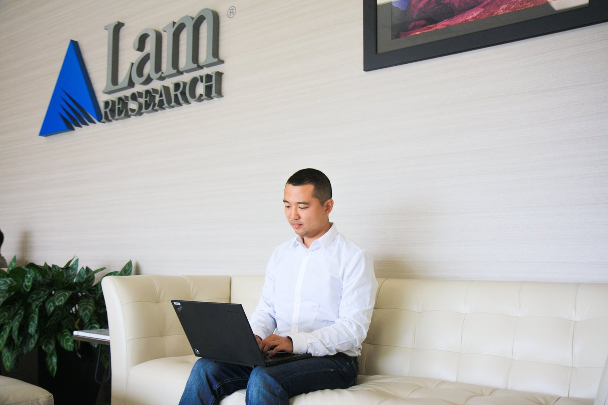 Lam Research Picture