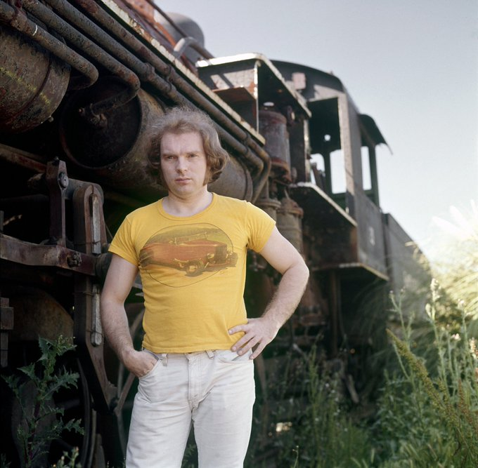 Happy birthday Van Morrison!