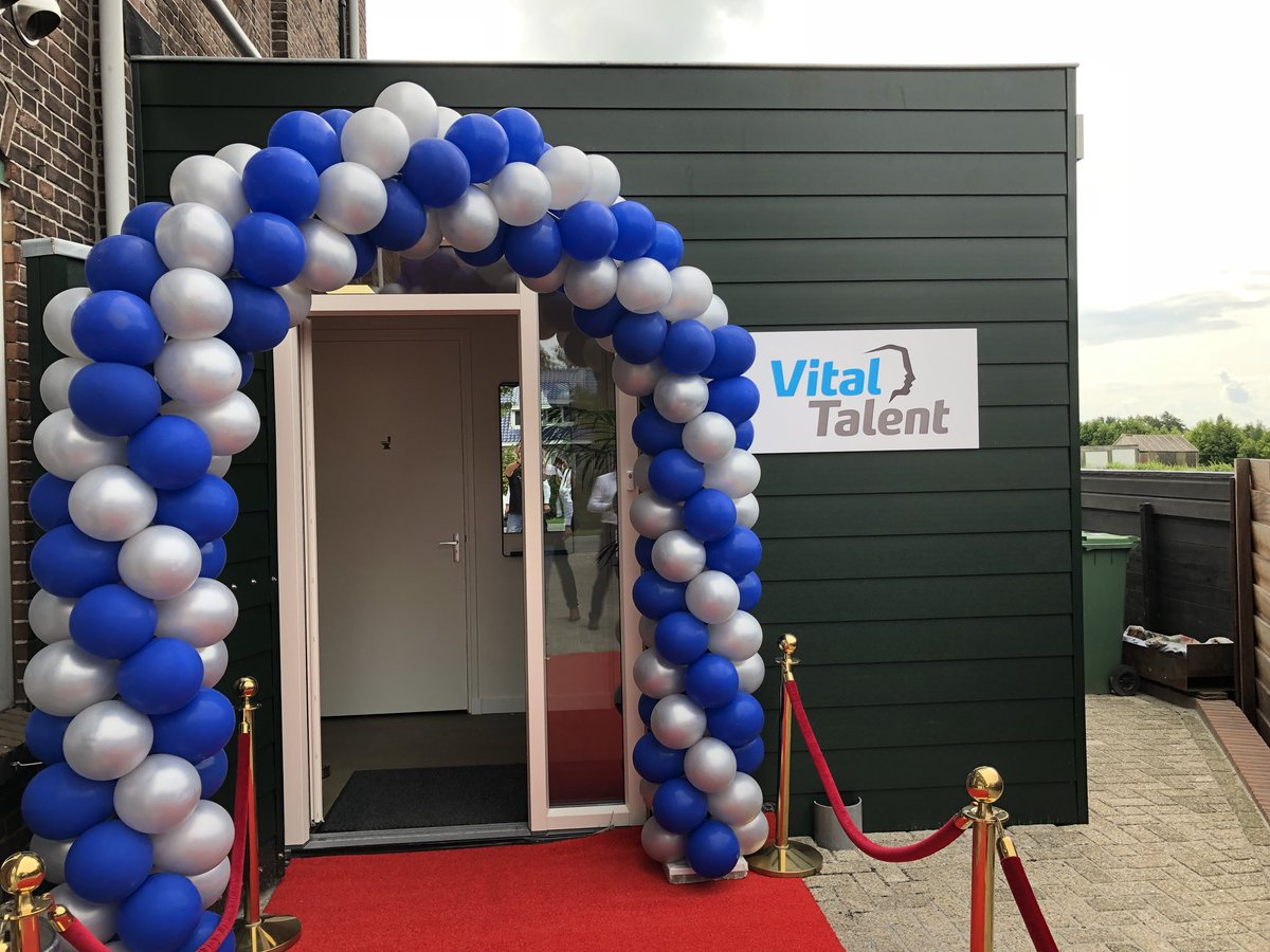 Vital Talent gefeliciteerd met jullie nieuwe pand! #feestje #opening #partyregelaar