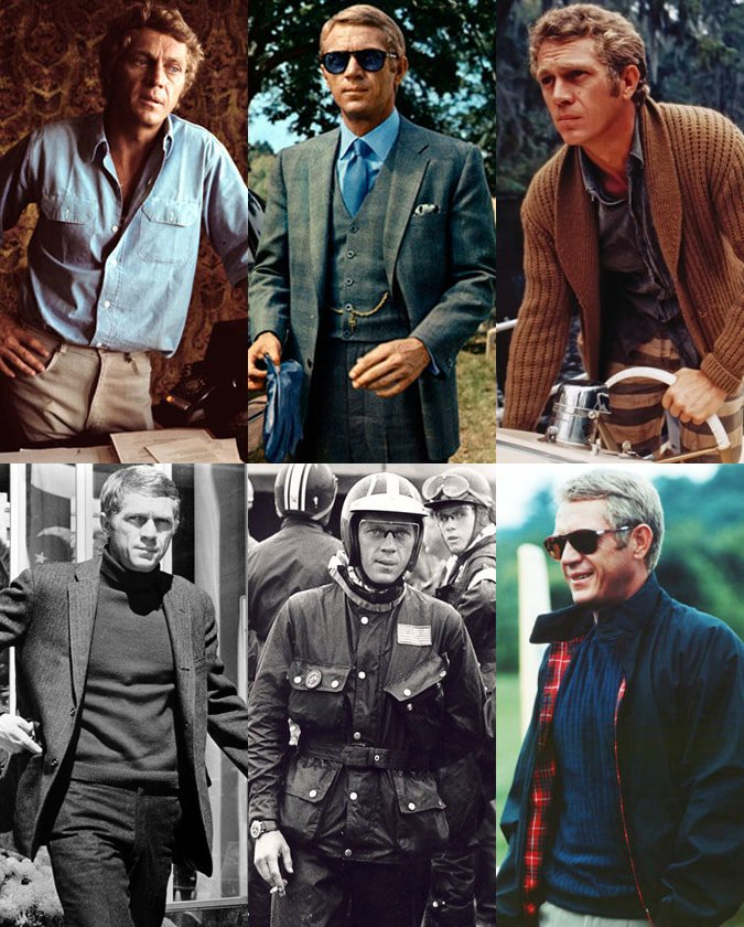 with widows steve mcqueen fashions his version of the - 675×840