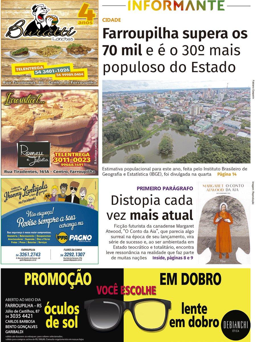 Jornal Informante on Twitter