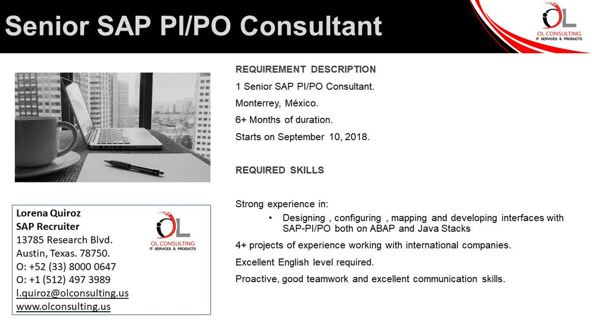 Sap Pipo Resume - A Good Owner Manual Example •
