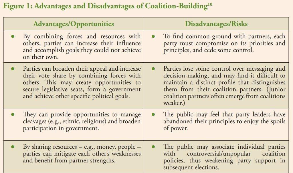 advantages of students participation in politics
