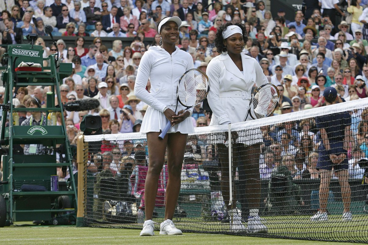 Wimbledon Williams Sisters Wow >> Wimbledon On Twitter 20 Years Since Their First Encounter And
