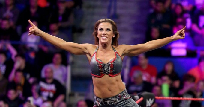 Happy Birthday to RAW star Mickie James who turns 39 today!