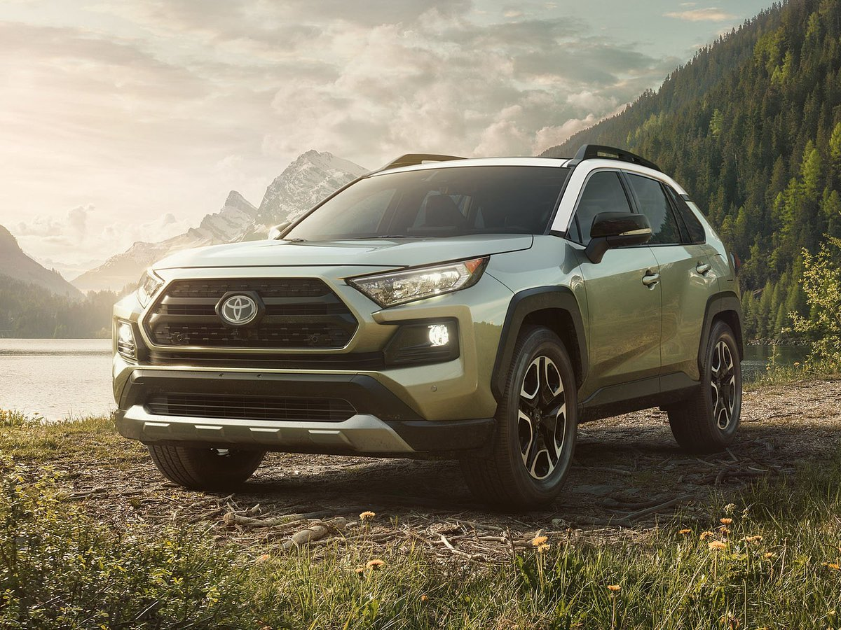 The All New 2019 Toyota RAV4 Has Been Completely Re Designed For An  Exceptional Driving Experience. Learn More Today At Town U0026 Country Toyota.  ...