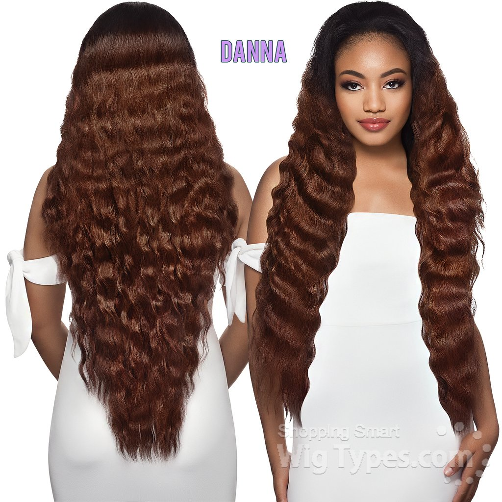 Wig Types On Twitter Outre Synthetic Half Wig Quick Weave Danna