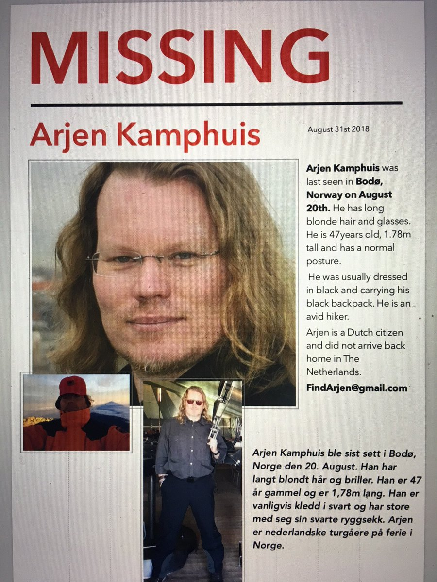 find person norge