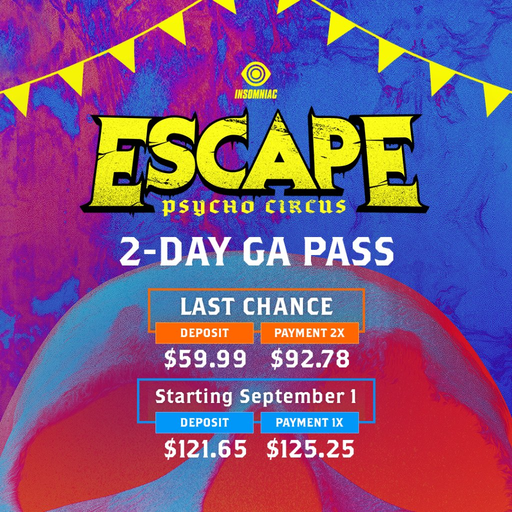 escape escapehalloween twitter