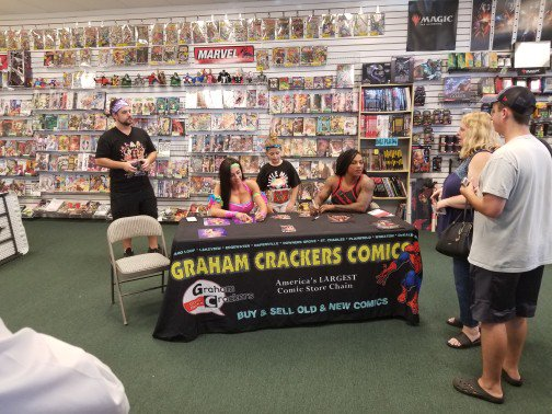 Graham Crackers Comics Picture