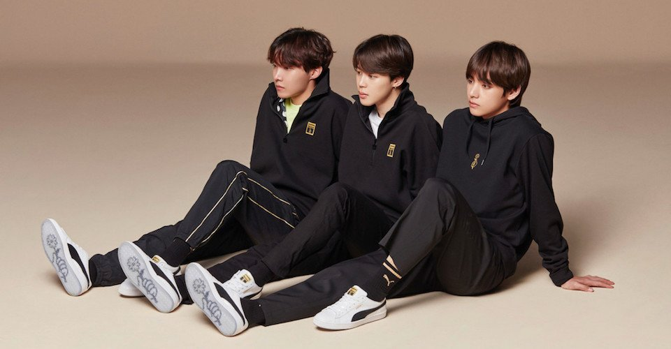 Here's how to cop @BTS_twt' exclusive PUMA Basket sneaker:  https://t.co/9jePVzbSki