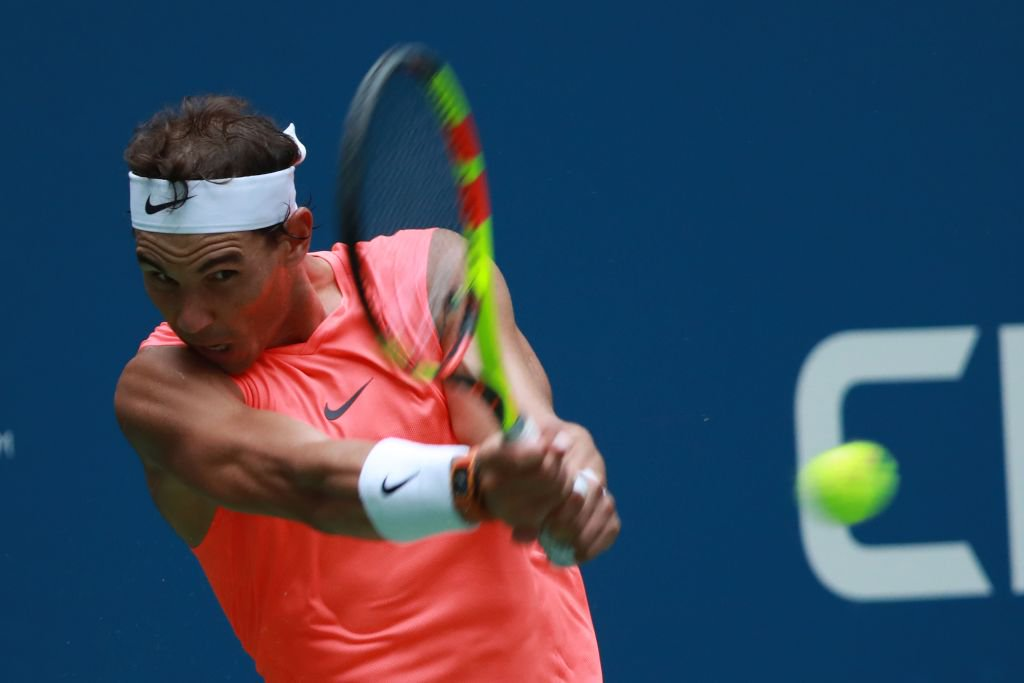 Another tie break!  Rafa Nadal v Karen Khachanov is incredible!   �� @5liveSport  �� https://t.co/zNkK1zfSzd   #USOpen https://t.co/vGrQwqphrd