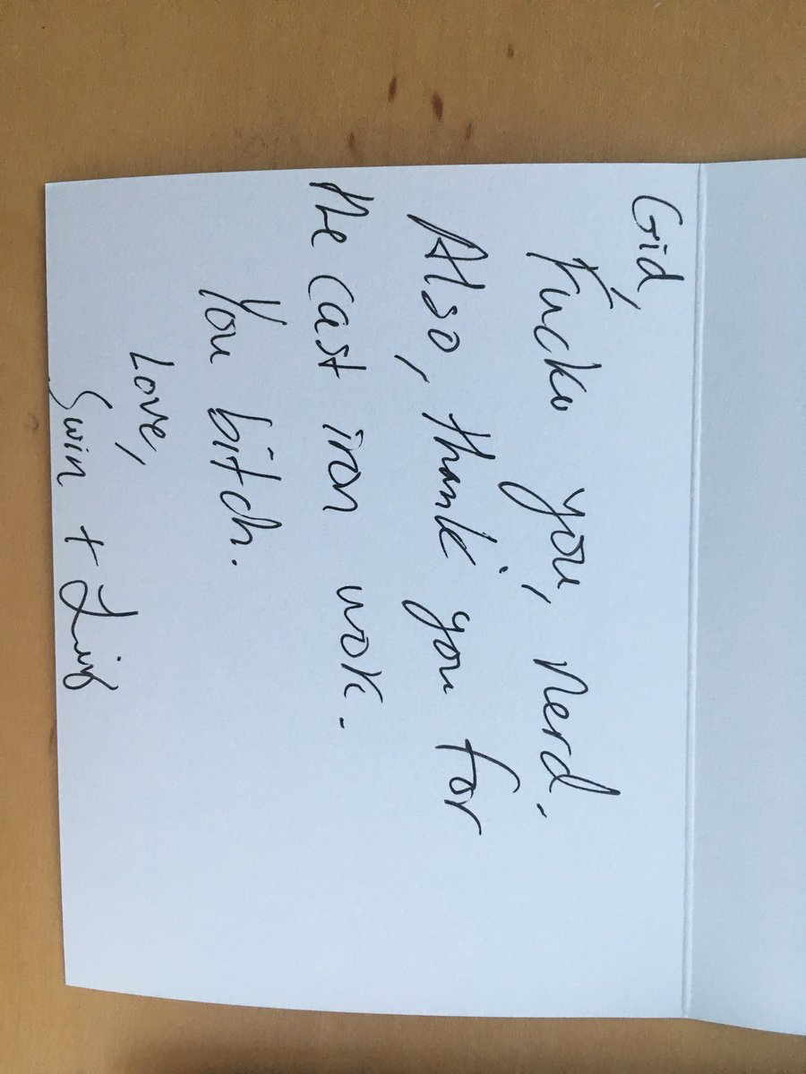 Asawin Suebsaeng On Twitter We Are Now Sending Out Thank You Cards
