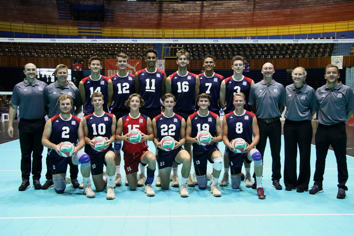 new arrival 598fe b0400 USA Volleyball on Twitter:
